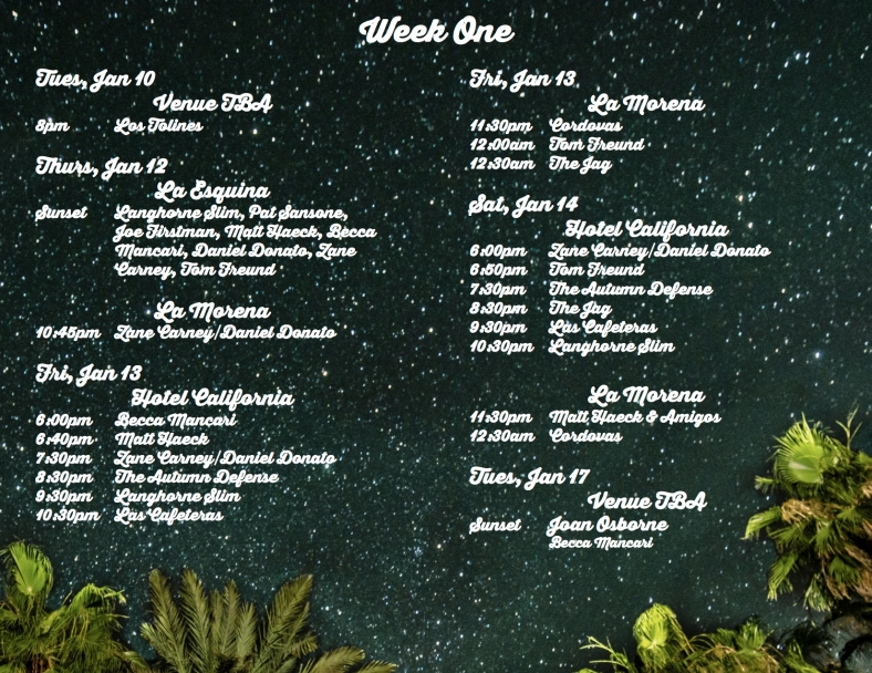 tropic-of-cancer-concert-series-schedule-week-1